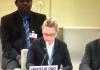 Conseil des droits de l'homme- 40ième session