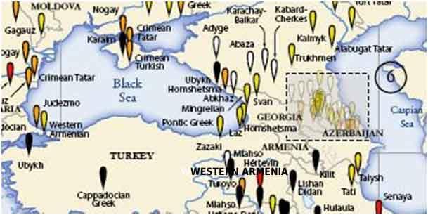 ՅՈՒՆԵՍԿՕ. Արեւմտեան Հայաստանի մէջ 15 լեզուներ վտանգուած կը համարուին
