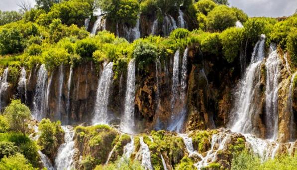 Водопад  в Ерзнка