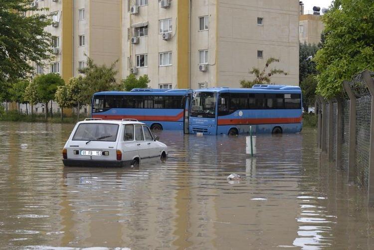 Наводнение в Харберде