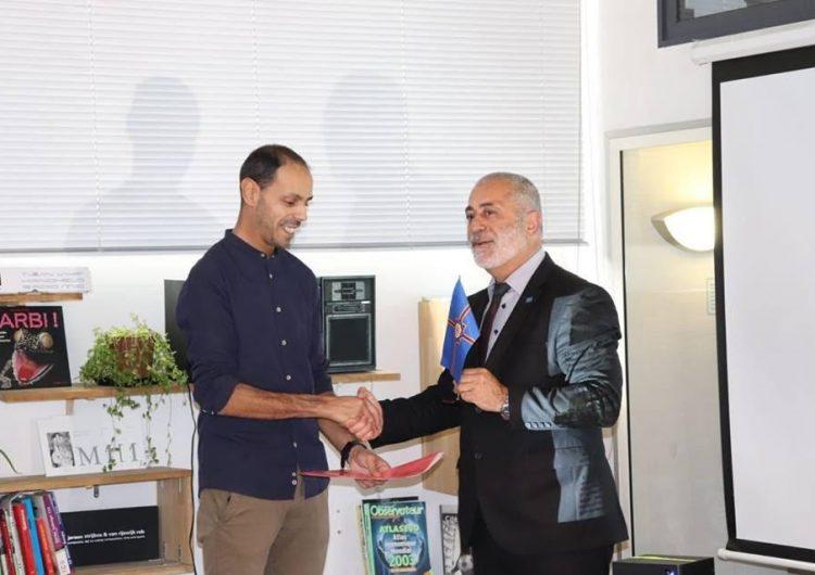 Նախագահ Արմենակ Աբրահամեանն ընդուներ է Ժողովրդավար մահմեդական ֆրանսացիներու միութեան նախագահի հրաւէրը