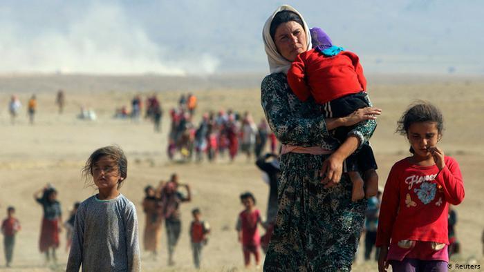 Езидское сообщество Ирака объявило, что оно будет принимать детей, похищенных ИГИЛ и родившихся в это время