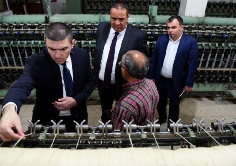 Промышленное производство в Арцахе выросло на 29%