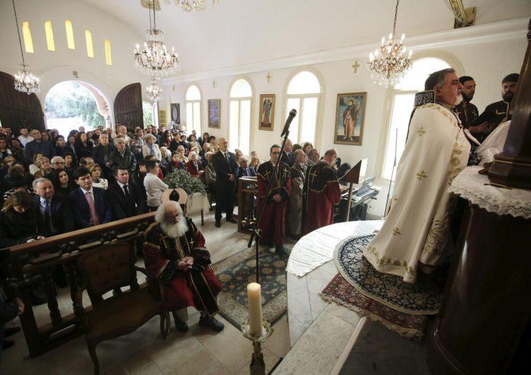 Церковь Святой Марии в Нисе воссоединяется с Апостольской Церковью