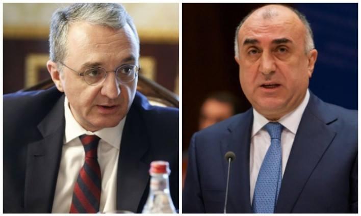 Ermenistan Cumhuriyeti Dışişleri Bakanlığı, Mnatsakanyan-Mamedyarov görüşmesinin yerini ve tarihini açıkladı
