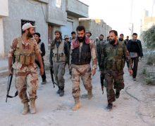 Турция укрепляет свои военные позиции в Африне