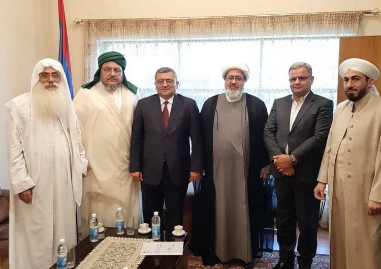 Ներողութիւն հայցեցէք հայ-ժողովուրդէն. Իրաքի Կրօնական ազգային խորհուրդի նախագահը՝ Թիւրքիային