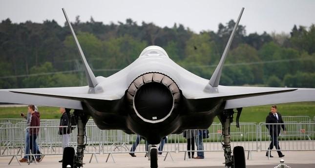 США прекратили поставки Турции по F-35