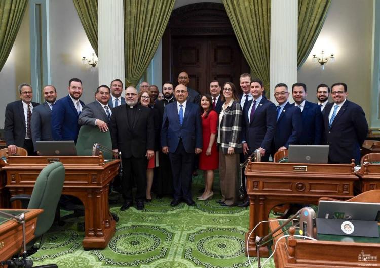 В парламенте штата Калифорния состоялось мероприятие, посвященное 104-й годовщине Геноцида против армян