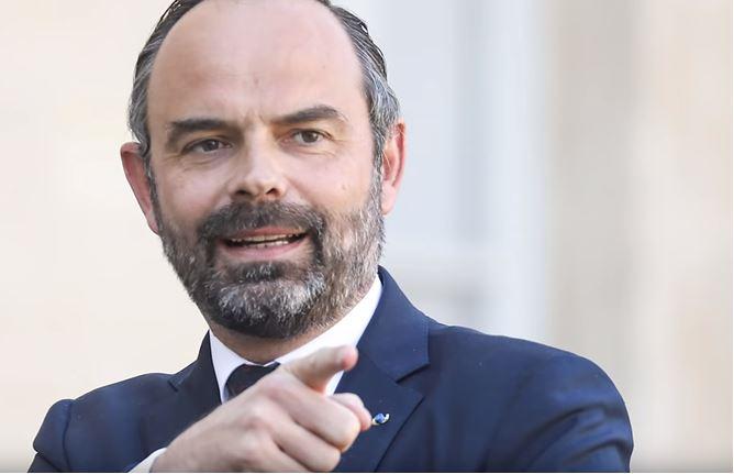 Le Premier ministre Edouard Philippe est chargé de l'exécution du décret présidentiel pour le 24 Avril
