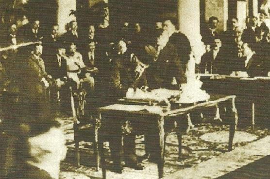Истории узурпации власти в Армении: в паутине «Восточного вопроса». Часть II
