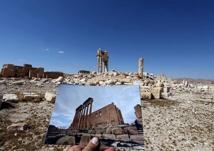 Սուրիական Համա քաղաքին մէջ կը վերականգնեն պատմական կառոյցները