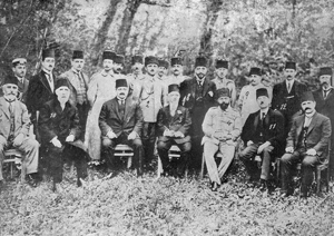 100 տարի առաջ այսօր սկսեցաւ Հայերու դէմ ցեղասպանութեան կազմակերպիչներու դատավարութիւնը