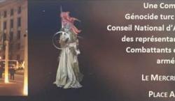 Cérémonie du 24 Avril 2019 à Lyon