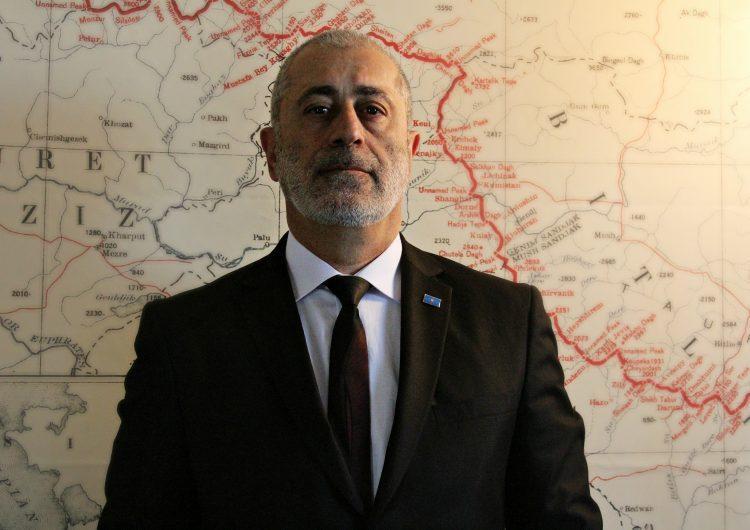 Արեւմտեան Հայաստանի նախագահին ուղերձը՝ Իտալիոյ խորհրդարանին