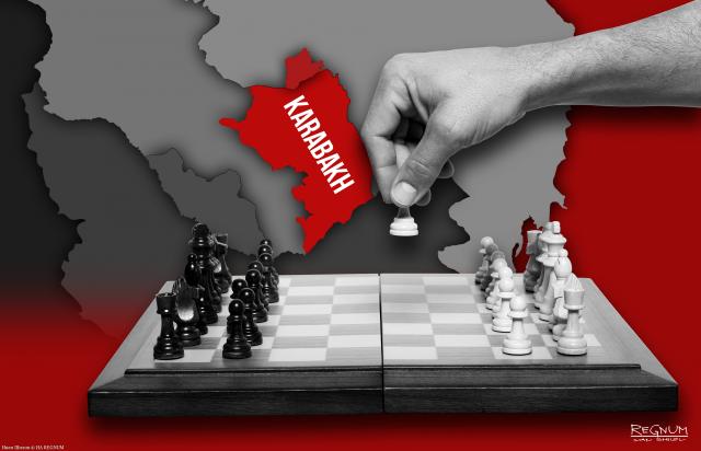 Нагорный Карабах: Лавров вернулся к плану 2016 года?