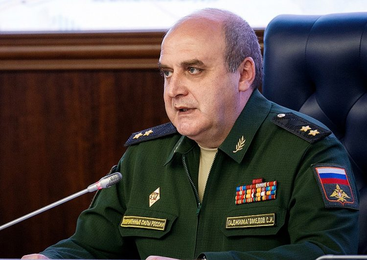 Ռուսական Զինուած Ուժերու Գլխաւոր շտաբը ներկայացուցեր է Իդլիբի շրջանի վիճակը