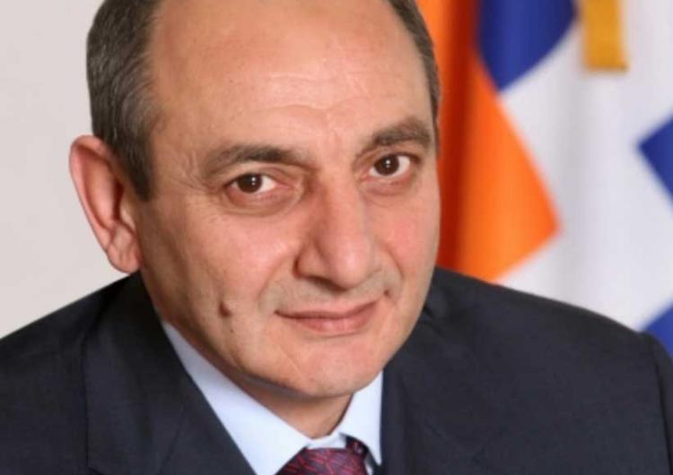 Artsakh Devlet Başkanı Bako Sahakyan: Ermenistan Cumhuriyeti'nde, Artsakh'da ve Diaspora'da hepimiz aynı ruh ve fikir içindeyiz
