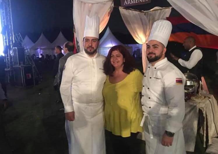 Արցախեան ուտեստը միջազգային մրցոյթին յաղթող ճանաչցուեր է