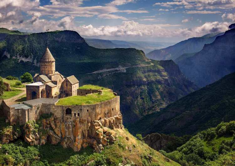 CNN Travel included Armenia among the world's 23 best hiking trails