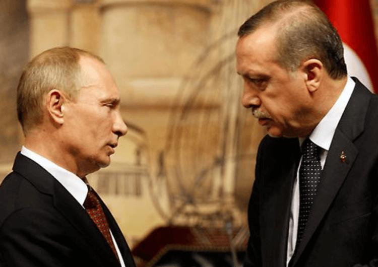«Чтобы достичь политического решения в Сирии, прежде всего,  должна быть решена проблема Идлиба».Путин