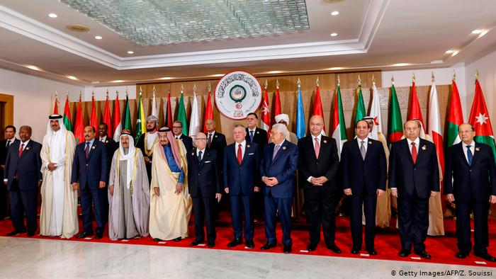 Արաբական Պետութիւններու Լիգայի ղեկավարները յայտարարեր են Սուրիոյ մէջ անցումային շրջանի անհրաժեշտութեան մասին