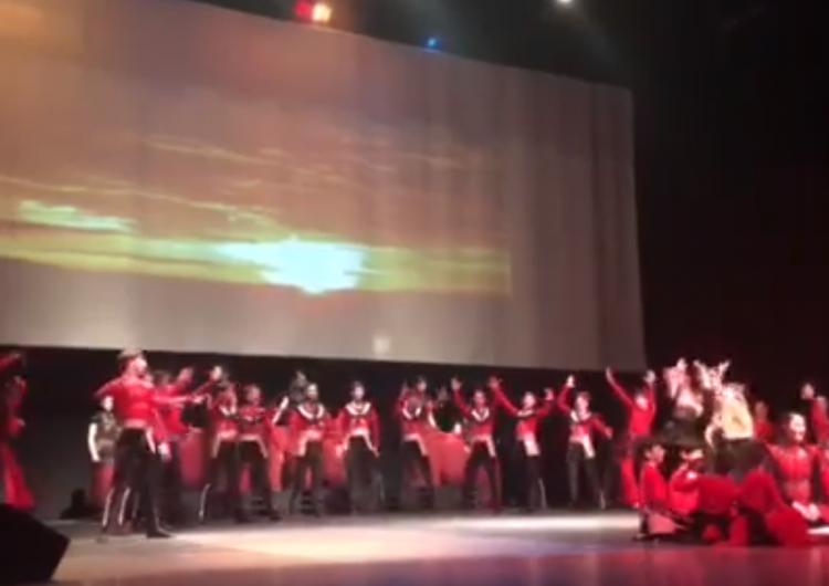 Балетный спектакль «Танец сасунцев» был воспринят с аплодисментами