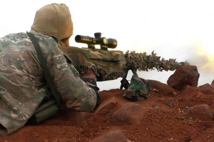 Suriye'deki gerici teröristler, hükümet birliklerinin mevzilerini  13 kez vurdu