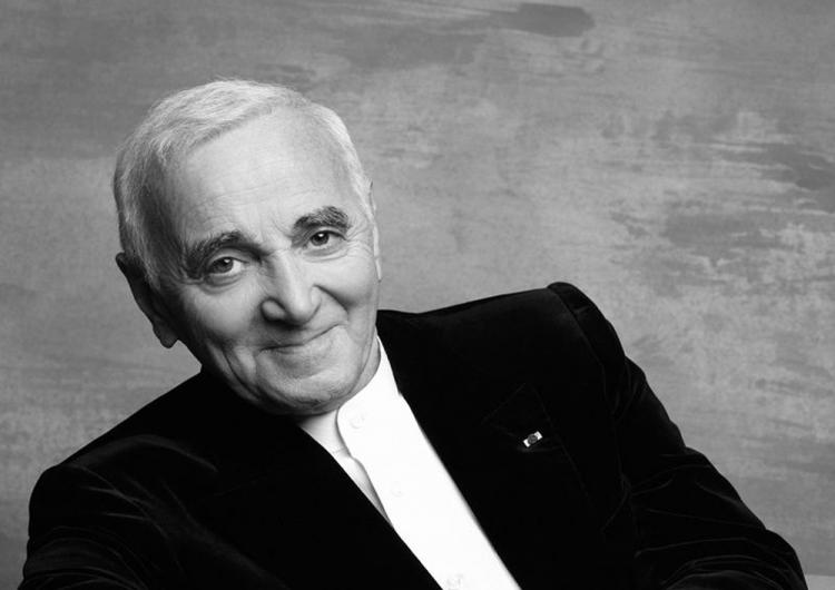 Charles Aznavour'a adanmış bir dizi etkinlik
