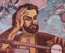 Սայաթ-Նովային նուիրուած աւանդական «Վարդատօնը» Թբիլիսիի մէջ