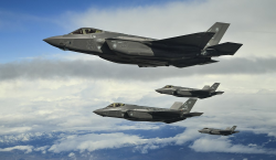 Pentagon intends to exclude Turkey from F-35 deal
