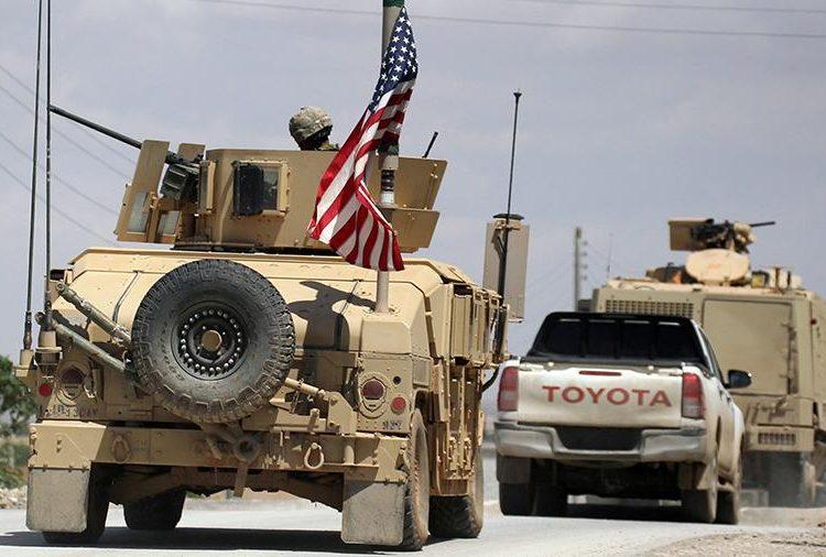 ԱՄՆ-ի գլխաւորած դաշնութեան ուժերը կը շարունակեն փոխանցել զին միջոցներ «Սուրիոյ Ժողովրդավարական  ուժերուն»