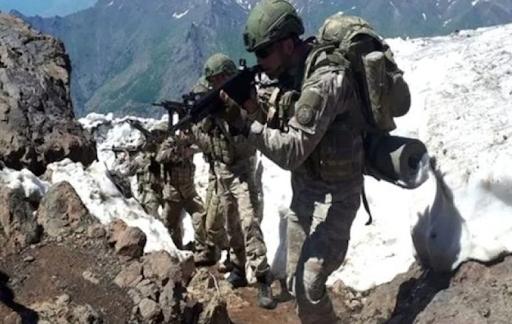 Հիւսիսային Իրաք ներխուժած Թիւրքիոյ բանակի առաջին կորուստները