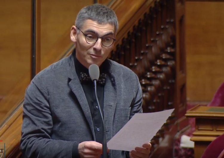 Question orale de M. Pierre Ouzoulias sur les activités du PEJ