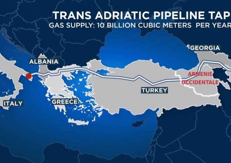 Le prochain gazoduc d'Azerbaïdjan ne garantirait pas l'indépendance de l'Union Européenne vis-à-vis de la Russie