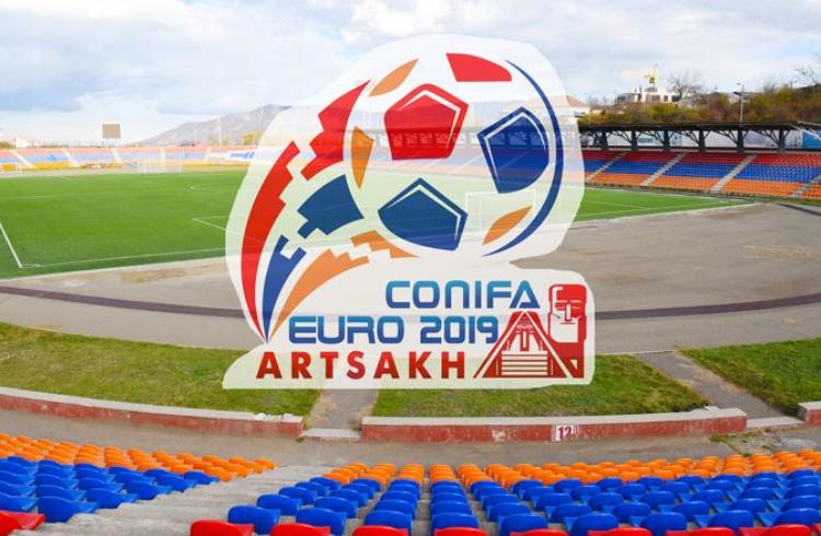 Le Championnat d'Europe de la CONIFA en Artsakh et l'Arménie Occidentale