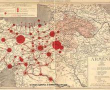 Les Français ont présenté au monde le massacre des Arméniens par le Sultan Abdul Hamid II par des cartes postales dans des boîtes de chocolat