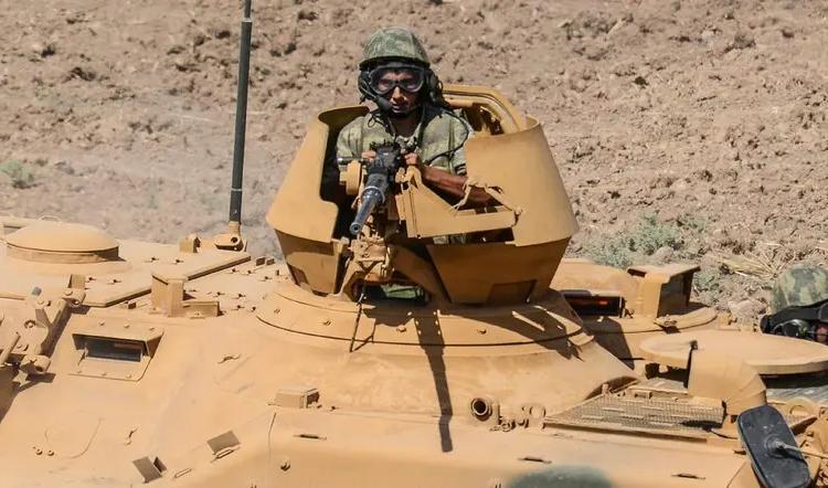 Թրքական բանակը ներխուժեր է հիւսիսային Իրաք