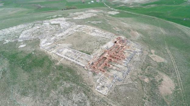 Մոռցուած խեթական քաղաք Արեւմտեան Հայաստանի մէջ