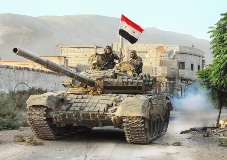 Իդլիբ / Համա. Սուրիական բանակը գրաւեր է երեք բնակավայր եւ մէկ օդանաւակայան