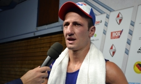 Отар Ераносян победил представителя Азербайджана