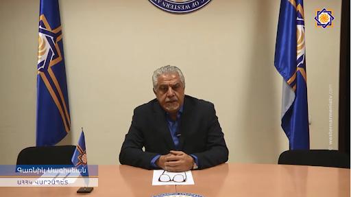 Nikol Paşinyan ve yerli Ermeniler Batı Ermenistan Başbakanı Garnik Sarkisyan değerlendiriyor