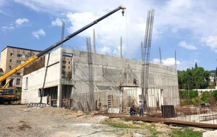 Stepanakert Spor ve Konser Kompleksi 2020'de devreye girecek