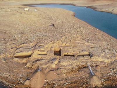 Irak'ta Mittani İmparatorluğu'na ait 3400 yıllık gizemli bir konak keşfedildi