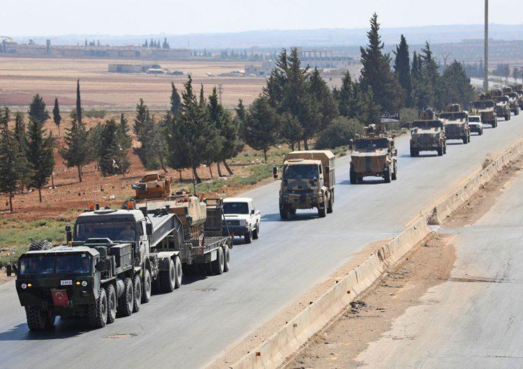 Türkiye Suriye'ye yeni kuvvetler gönderdi