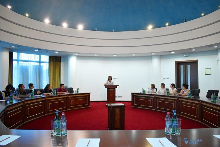 Stepanakert'te kültür konferansı düzenlendi