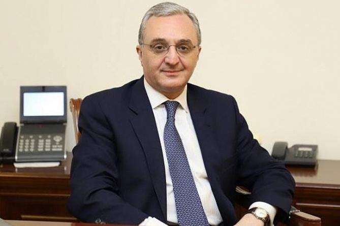 Глава МИД Армении едет в Брюссель