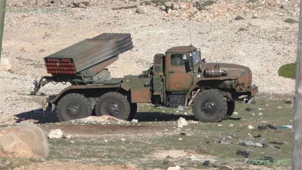 Ситуация продолжает усугубляться на севере Хамы
