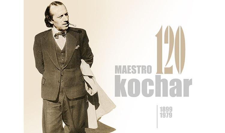"""""""Aznavur"""" Merkezi'nde, Yervand Koçar'ın 120. doğum yıldönümü kutlanacak"""
