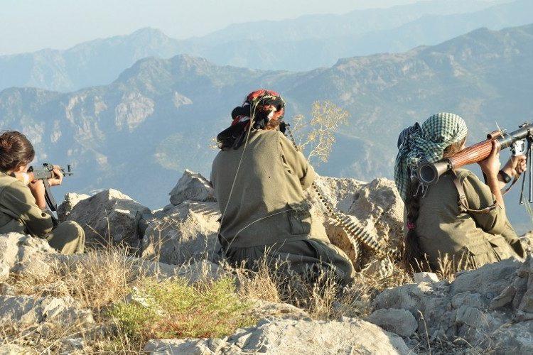 Kürtler,Türk ordusuna karşı yeni saldırılar başlattı